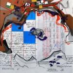 Καρακατσάνης_maps-1987-Santorini 1, 21X22