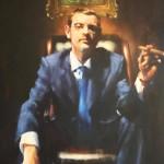 Δημήτρης-Κρέτσης,-Ακριβέ-μου-Βίνσεντ,-ακρυλικά-σε-καμβά,-120x-60-cm,-2017