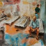 Nίκος-Κόνιαρης,-Χωρίς-τίτλο,-μεικτλη-τεχνική,-47-x-53-cm,-2015