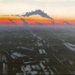 wiktor-jackowski-sunset-25x30-oil-on-canvas