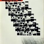 Constantin Xenakis_Archi_1971-72_gouache on paper_65x48,5 cm