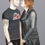 100x70cm, oil on canvas....