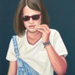 50x40 cm, oil on canvas