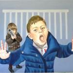 50x60cm, oil on canvas.....