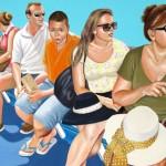 75x120 cm, oil on canvas