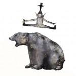 1_The Bear_Christina Tzani_Technohoros art gallery