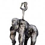 2_The Gorila_Christina Tzani_Technohoros art gallery