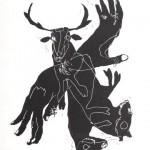 6_Dream deer III_Elena Provata_Technohoros art gallery